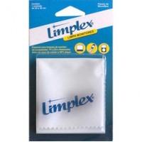 Flanela de Microfibra Limplex Limpa Monitores