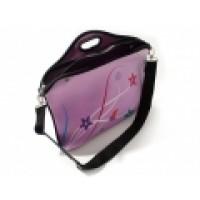 Case para Notebook Premium Rosa Flores Reliza Ref.:4.15.10
