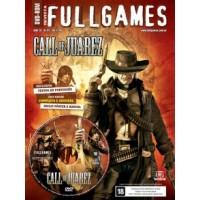 DVD-ROM Revista Full Games Ano 10 Nº97 CALL OF JUAREZ